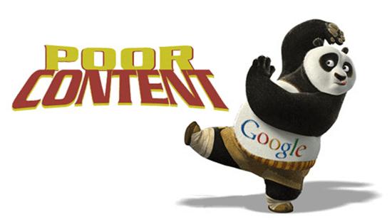 Panda algoritme Google