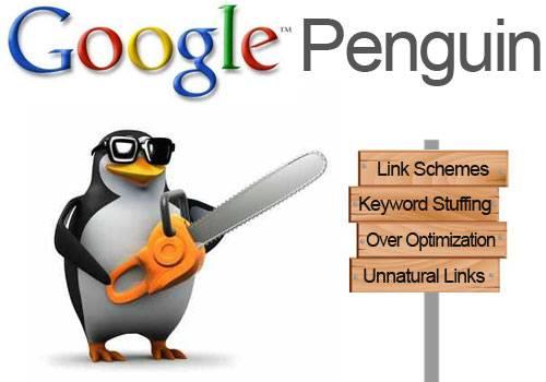 Google penguin algoritme seo