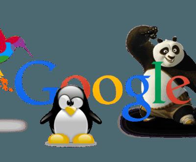 Seo google algoritme updates